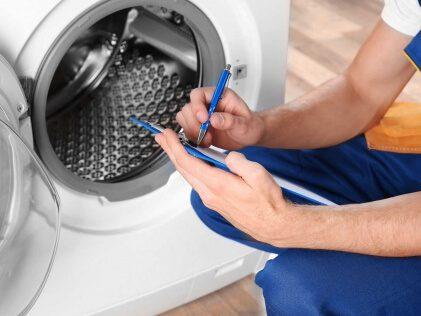 Ремонт стиральных машин: основные виды поломок и способы их устранения