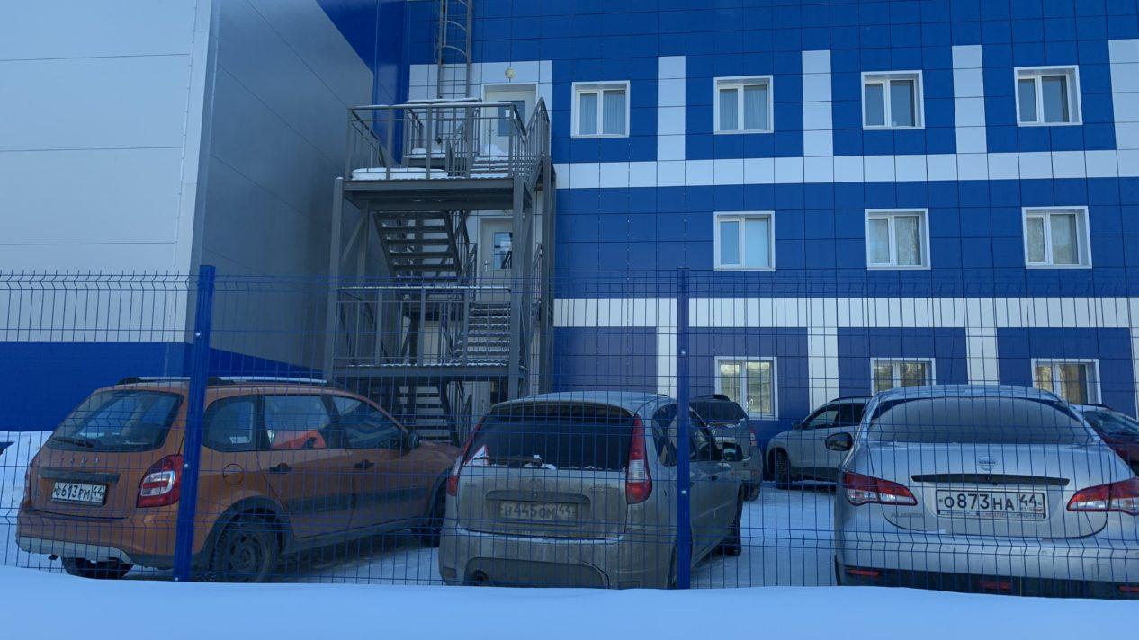 Завод холодильного оборудования LEVIN